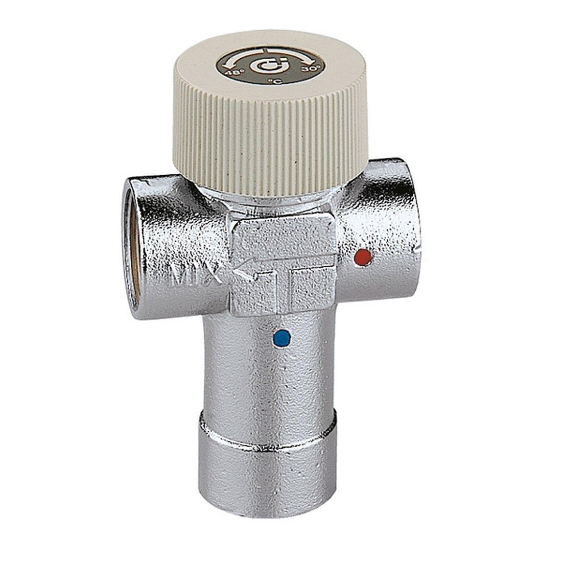Mezcladora TERMOSTATICA 30-48ºC. instalada