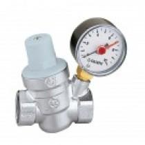 Válvula reductora de presión Caleffi (instalada)
